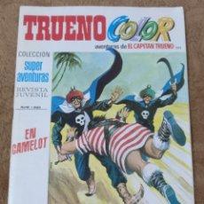 Tebeos: TRUENO COLOR Nº 223 (BRUGUERA 1ª EPOCA 1973). Lote 171142955
