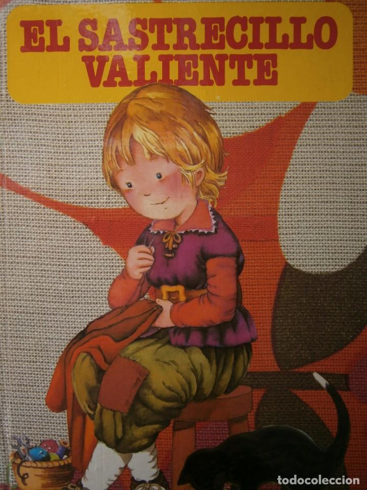 EL SASTRECILLO VALIENTE JAN SOLSONA ASENSIO BRUGUERA PAJARO AZUL BRUJA RUFILDA HABICHUELAS GIGANTE (Tebeos y Comics - Bruguera - Otros)
