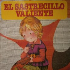 Tebeos: EL SASTRECILLO VALIENTE JAN SOLSONA ASENSIO BRUGUERA PAJARO AZUL BRUJA RUFILDA HABICHUELAS GIGANTE. Lote 171203493