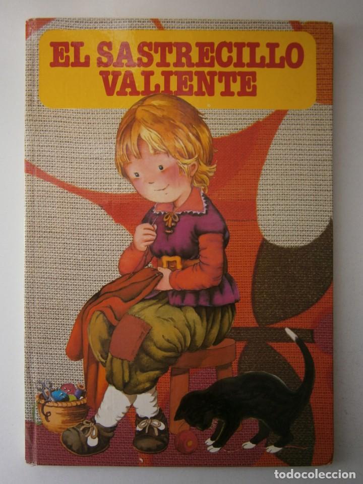 Tebeos: EL SASTRECILLO VALIENTE JAN SOLSONA ASENSIO BRUGUERA PAJARO AZUL BRUJA RUFILDA HABICHUELAS GIGANTE - Foto 2 - 171203493