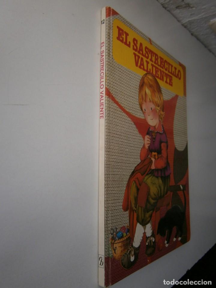 Tebeos: EL SASTRECILLO VALIENTE JAN SOLSONA ASENSIO BRUGUERA PAJARO AZUL BRUJA RUFILDA HABICHUELAS GIGANTE - Foto 3 - 171203493