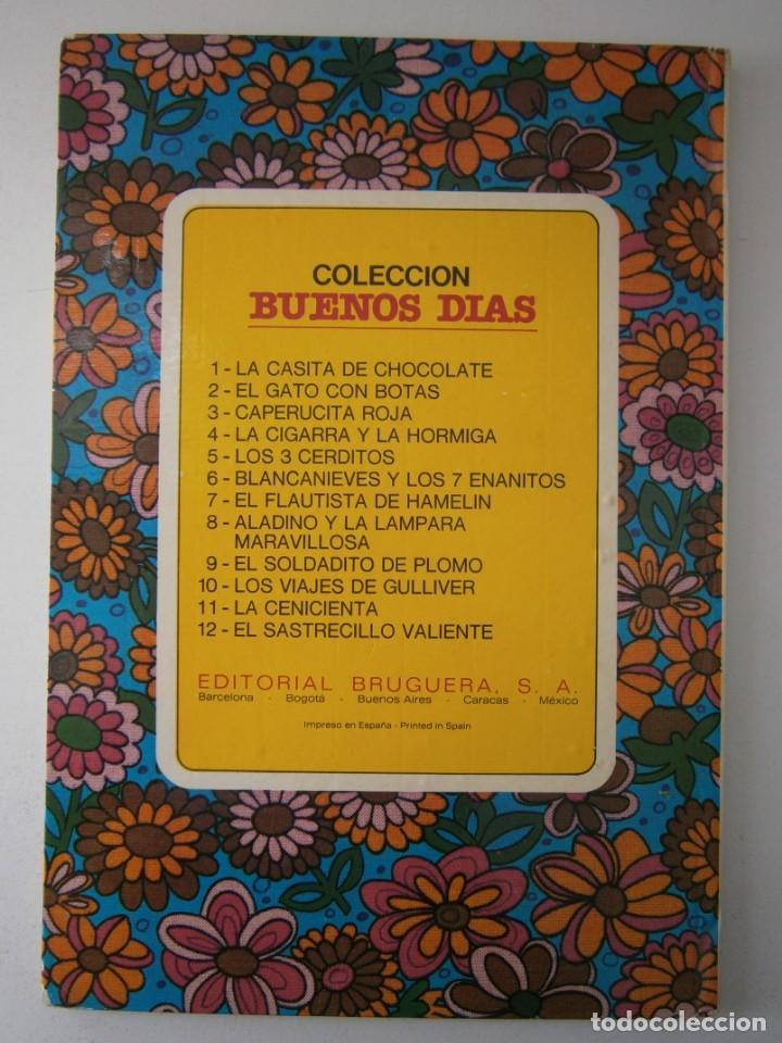 Tebeos: EL SASTRECILLO VALIENTE JAN SOLSONA ASENSIO BRUGUERA PAJARO AZUL BRUJA RUFILDA HABICHUELAS GIGANTE - Foto 4 - 171203493