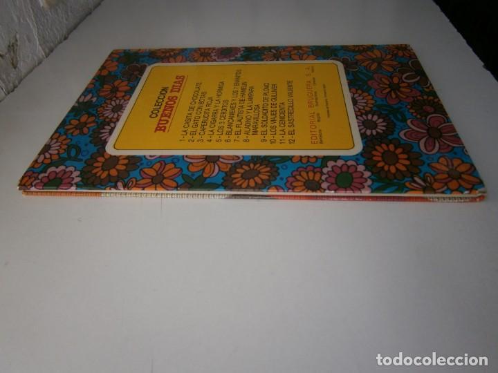 Tebeos: EL SASTRECILLO VALIENTE JAN SOLSONA ASENSIO BRUGUERA PAJARO AZUL BRUJA RUFILDA HABICHUELAS GIGANTE - Foto 5 - 171203493