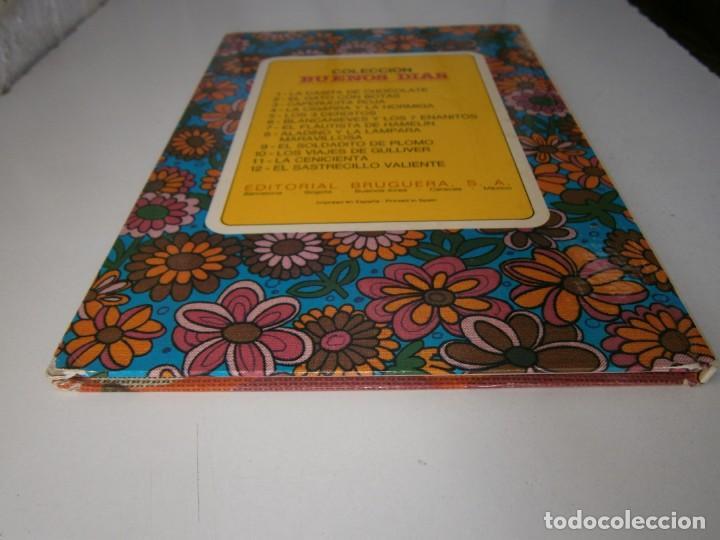Tebeos: EL SASTRECILLO VALIENTE JAN SOLSONA ASENSIO BRUGUERA PAJARO AZUL BRUJA RUFILDA HABICHUELAS GIGANTE - Foto 6 - 171203493