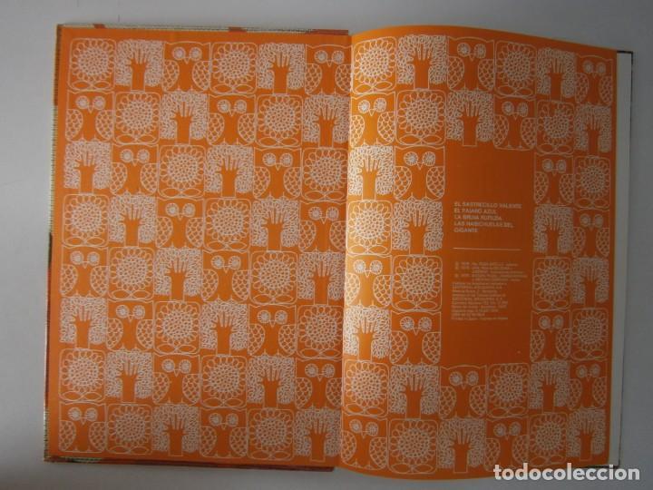 Tebeos: EL SASTRECILLO VALIENTE JAN SOLSONA ASENSIO BRUGUERA PAJARO AZUL BRUJA RUFILDA HABICHUELAS GIGANTE - Foto 8 - 171203493