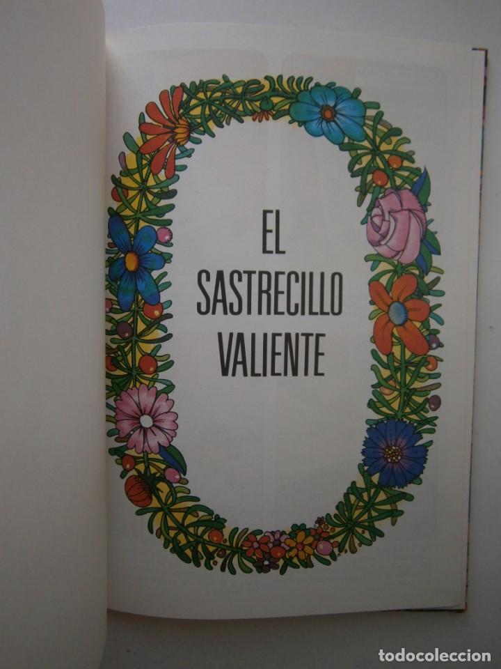Tebeos: EL SASTRECILLO VALIENTE JAN SOLSONA ASENSIO BRUGUERA PAJARO AZUL BRUJA RUFILDA HABICHUELAS GIGANTE - Foto 10 - 171203493