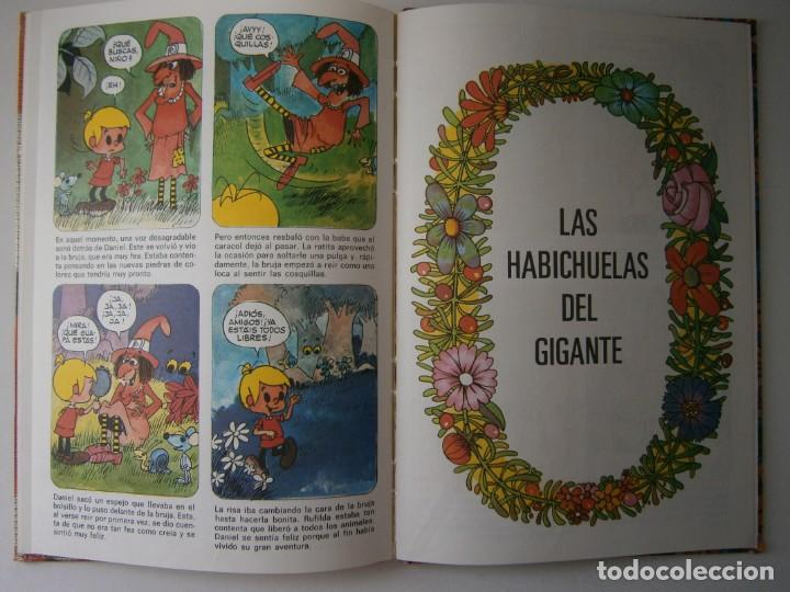 Tebeos: EL SASTRECILLO VALIENTE JAN SOLSONA ASENSIO BRUGUERA PAJARO AZUL BRUJA RUFILDA HABICHUELAS GIGANTE - Foto 17 - 171203493