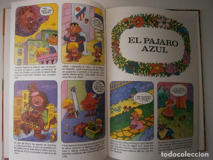 Tebeos: EL SASTRECILLO VALIENTE JAN SOLSONA ASENSIO BRUGUERA PAJARO AZUL BRUJA RUFILDA HABICHUELAS GIGANTE - Foto 21 - 171203493