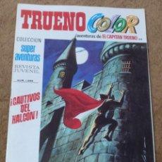 Tebeos: TRUENO COLOR Nº 218 (BRUGUERA 1ª EPOCA 1973). Lote 171224659