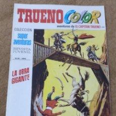 Tebeos: TRUENO COLOR Nº 215 (BRUGUERA 1ª EPOCA 1973). Lote 171224924