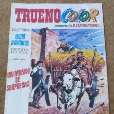 Tebeos: TRUENO COLOR Nº 213 (BRUGUERA 1ª EPOCA 1973). Lote 171225158