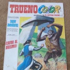Tebeos: TRUENO COLOR Nº 212 (BRUGUERA 1ª EPOCA 1973). Lote 171225244