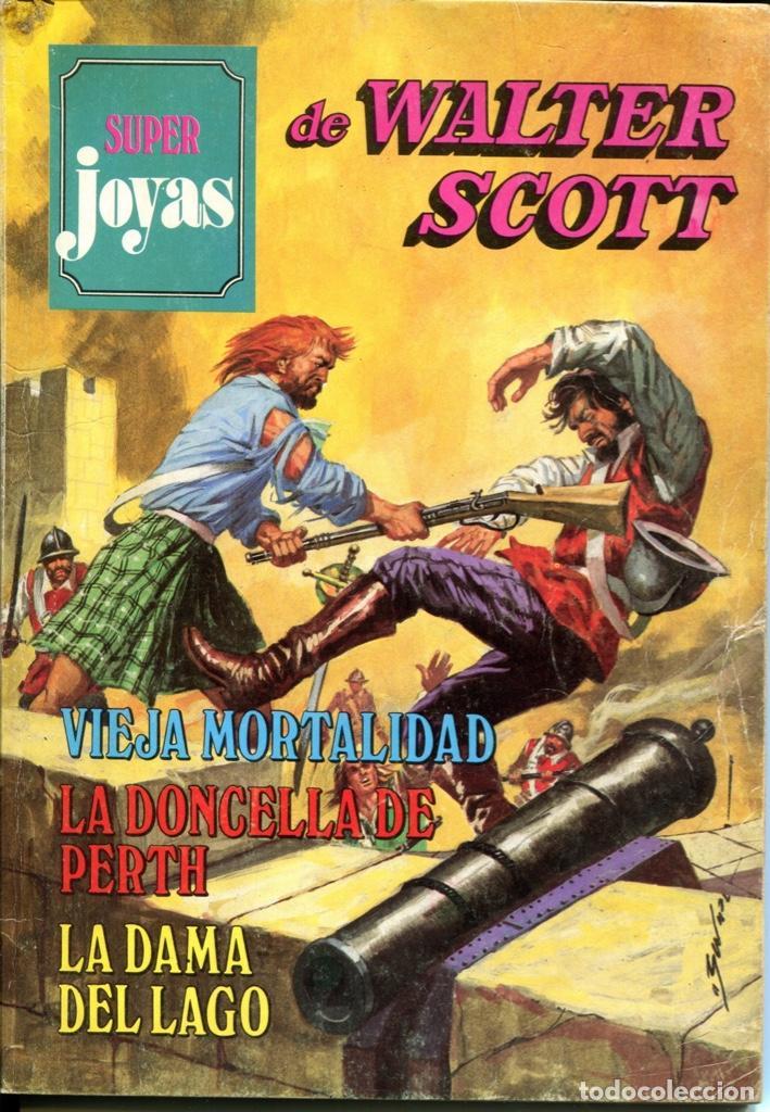 SUPER JOYAS NUMERO 41 WALTER SCOTT (Tebeos y Comics - Bruguera - Joyas Literarias)