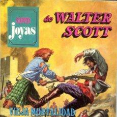 Tebeos: SUPER JOYAS NUMERO 41 WALTER SCOTT. Lote 171239194