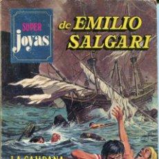 Tebeos: SUPER JOYAS NUMERO 37 EMILIO SALGARI. Lote 171239293