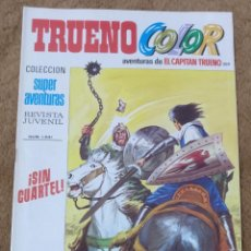 Tebeos: TRUENO COLOR Nº 209 (BRUGUERA 1ª EPOCA 1973). Lote 171256773