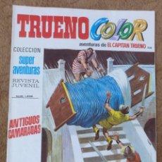 Tebeos: TRUENO COLOR Nº 208 (BRUGUERA 1ª EPOCA 1973). Lote 171256890