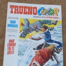 Tebeos: TRUENO COLOR Nº 206 (BRUGUERA 1ª EPOCA 1973). Lote 171257214