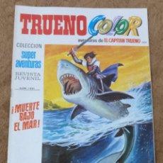 Tebeos: TRUENO COLOR Nº 204 (BRUGUERA 1ª EPOCA 1973). Lote 171257435