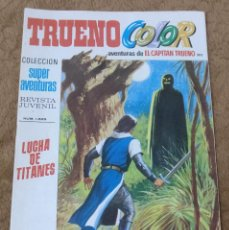 Tebeos: TRUENO COLOR Nº 203 (BRUGUERA 1ª EPOCA 1973). Lote 171257579