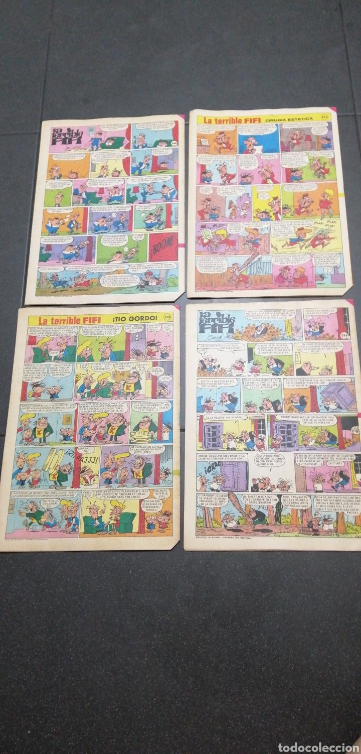 Tebeos: Lote Lily revista juvenil femenina Bruguera recortable Maleni amiga de Nancy Marisol Tebeos cómics - Foto 3 - 171258804