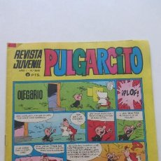 Tebeos: PULGARCITO Nº 2058 EL SHERIFF KING BRUGUERA CX16. Lote 183697006