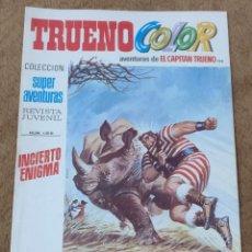 Tebeos: TRUENO COLOR Nº 198 (BRUGUERA 1ª EPOCA 1973). Lote 171268279