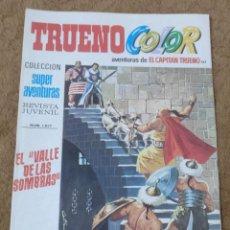Tebeos: TRUENO COLOR Nº 197 (BRUGUERA 1ª EPOCA 1973). Lote 171268360