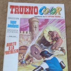 Tebeos: TRUENO COLOR Nº 196 (BRUGUERA 1ª EPOCA 1973). Lote 171268445