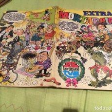 BDs: MORTADELO - EXTRA 25 ANIVERSARIO TVE - EDITORIAL BRUGUERA. Lote 171316105