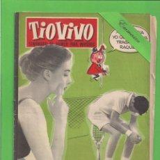 Tebeos: TIO VIVO - Nº 51 - SEMANARIO DE HUMOR PARA MAYORES - CRISOL / BRUGUERA. (1958).. Lote 171330563