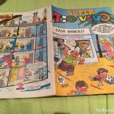 Tebeos: SUPER TIO VIVO Nº106 EDITORIAL BRUGUERA . Lote 171339409