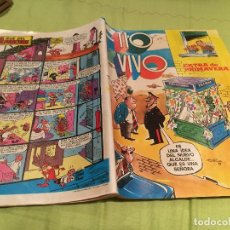 Tebeos: TIO VIVO EXTRA DE PRIMAVERA 1978 - EDITORIAL BRUGUERA. Lote 171345289