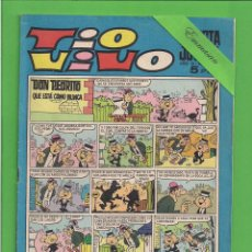 Tebeos: TIO VIVO - Nº 385 - DON PEDRITO QUE ESTÁ COMO NUNCA - BRUGUERA. (1968).. Lote 171345787