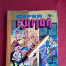 Tebeos: TUBAL 1975 SUPER HUMOR IV 4 PRIMERA EDICION. Lote 171369483