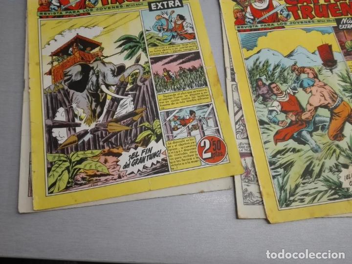 Tebeos: EL CAPITÁN TRUENO EXTRA / LOTE DE 39 NÚMEROS / BRUGUERA - Foto 22 - 171404427