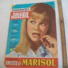 Tebeos: REVISTA O COMIC MUNDO JUVENIL, AMIGOS DE MARISOL, Nº 2, 1963,. Lote 171418213