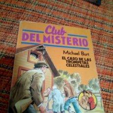 Tebeos: CLUB DEL MISTERIO N 94 BRUGUERA. Lote 171464432