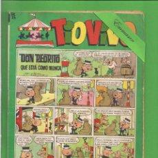Livros de Banda Desenhada: TIO VIVO - Nº 302 - DON PEDRITO QUE ESTÁ COMO NUNCA - BRUGUERA. (1966).. Lote 171509609