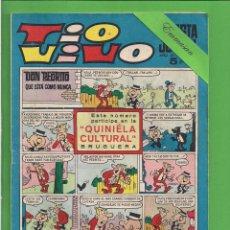 Livros de Banda Desenhada: TIO VIVO - Nº 368 - DON PEDRITO QUE ESTÁ COMO NUNCA - BRUGUERA. (1968).. Lote 171510209