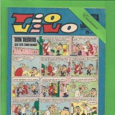 Tebeos: TIO VIVO - Nº 376 - DON PEDRITO QUE ESTÁ COMO NUNCA - BRUGUERA. (1968).. Lote 171511553