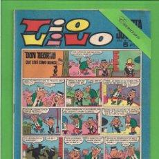 Tebeos: TIO VIVO - Nº 378 - DON PEDRITO QUE ESTÁ COMO NUNCA - BRUGUERA. (1968).. Lote 171511999