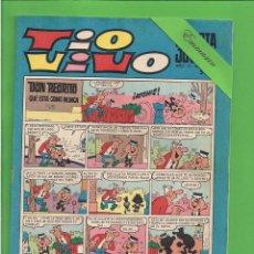 Tebeos: TIO VIVO - Nº 380 - DON PEDRITO QUE ESTÁ COMO NUNCA - BRUGUERA. (1968).. Lote 171512417