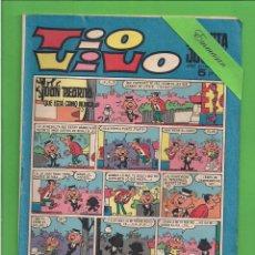Tebeos: TIO VIVO - Nº 384 - DON PEDRITO QUE ESTÁ COMO NUNCA - BRUGUERA. (1968). . Lote 171513185