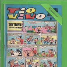Tebeos: TIO VIVO - Nº 386 - DON PEDRITO QUE ESTÁ COMO NUNCA - BRUGUERA. (1968). . Lote 171513388