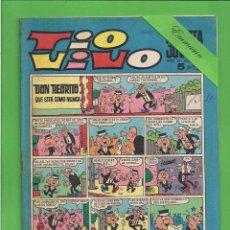 Tebeos: TIO VIVO - Nº 391 - DON PEDRITO QUE ESTÁ COMO NUNCA - BRUGUERA. (1968). . Lote 171513814