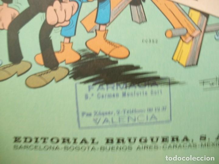 Tebeos: COLECCION OLE PEPE GOTERA Y OTILIO CHAPUZAS A DOMICILIO Nº 1 1971 1ª EDICION - Foto 5 - 171528823