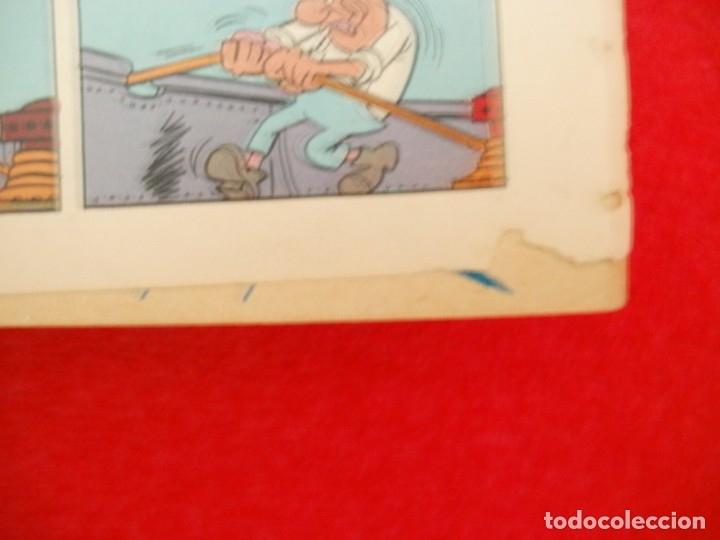 Tebeos: COLECCION OLE PEPE GOTERA Y OTILIO CHAPUZAS A DOMICILIO Nº 1 1971 1ª EDICION - Foto 8 - 171528823