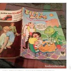 Tebeos: ZIPI Y ZAPE. EXTRA DE PRIMAVERA. 1974. BRUGUERA. CON POSTER CENTRAL. Lote 171574234