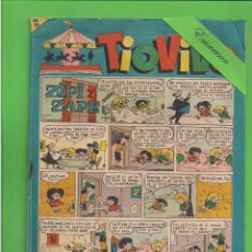 Tebeos: TIO VIVO - Nº 201 - ZIPI Y ZAPE - BRUGUERA. (1965). . Lote 171586802